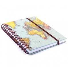 Stylish notepad from the World Traveller range