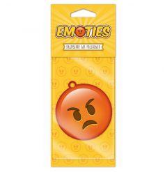 Raspberry scented air freshener from the new Emoji range