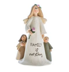A sweet angel Family ornament by Heaven Sends