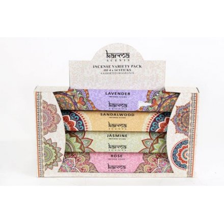 Incense Gift Box Variety