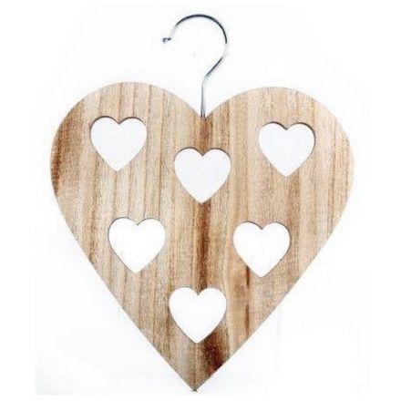 Heart Scarf Hanger