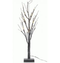 A fine quality large twig tree in grey, ideal for display and decoration all year round.