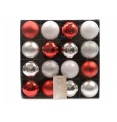 Christmas Chic Luxury Baubles Pack of 16
