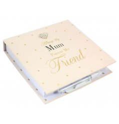 A practical notepad and pen with Mum text from the new Mad Dots range
