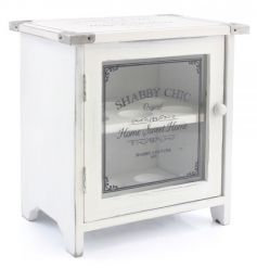 Classic white egg house from the Shabby Chic Original range