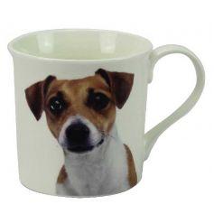 Cute Jack Russell mug