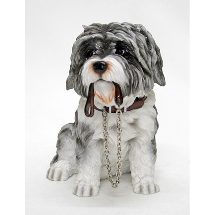 The Leonardo Collection Walkies range. Gift boxed. Height 14cm