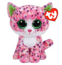 Cute and fluffy Beanie Boo soft toy