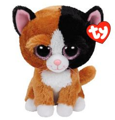 Soft Tauri cat beanie boo from the high quality TY range