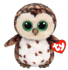 Soft and cuddly Beanie Boo owl from the TY range