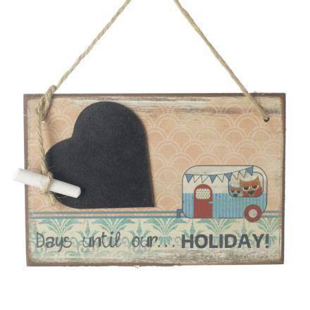 Days Until Holiday Chalkboard