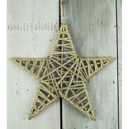Willow Star 42cm