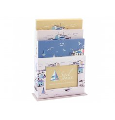 Practical stationary gift set from the new Sail Away collection