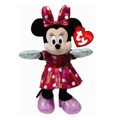 TY Mini Mouse soft toy with sound