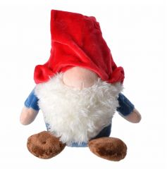 A cute and quirky Gnomlin soft toy from the Tinklink collection