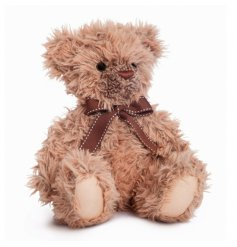 Traditional style soft teddy bear