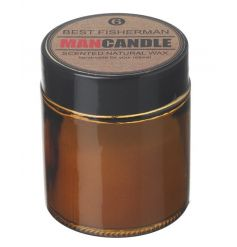 this natural wax scented balm features a subtle fresh scent to clear any odours next to the best fisherman