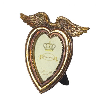 XCF061 / Antique Heart Frame, Small | 30050 | Interior Decor ...