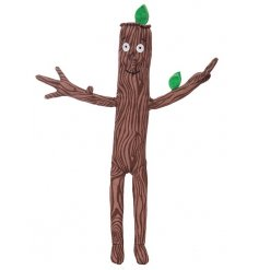 The Gruffalo Stickman 13in Soft Toy