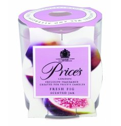 Scented candle jar from the Prices collection