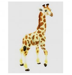 Standing giraffe figurine from the popular Leonardo collection