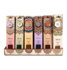 Assortment of 6 Incense Sticks