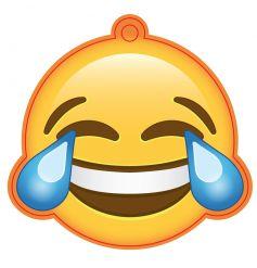 Laughing Emoji Air Freshener