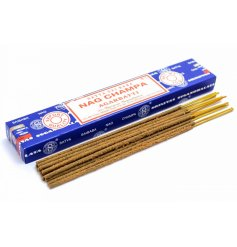 Nag Champa Incense Sticks 15g 01401
