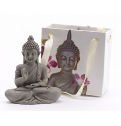 A mini buddha ornament in gift bag. A lovely gift item and pocket money priced item.