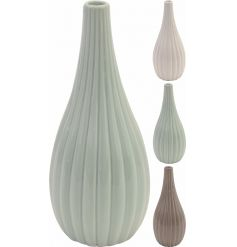 Ribbed Vase, 3a