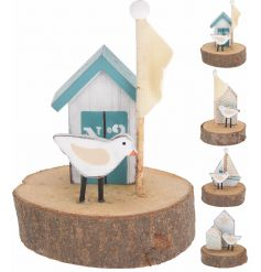 Boat/Beach Hut Decoration, 4a