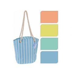 Stripe Design Cooler Bag Mix 38cm
