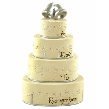 Wedding Cake Decoration 14cm