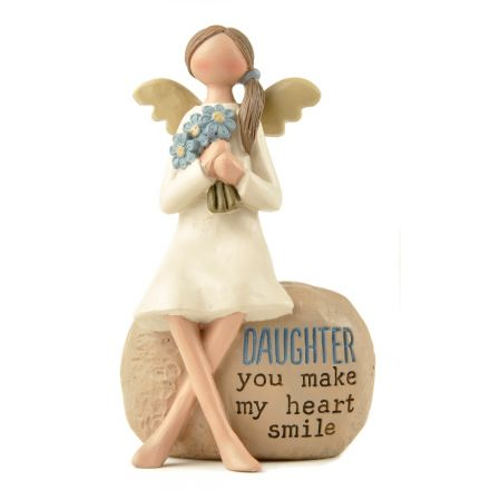 Daughter Angel Decoration 10cm