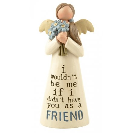 Friend Angel Decoration 10cm