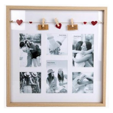 PH2105 / Multi Best Friends Frame | 31271 | Photo Frames & Holders ...