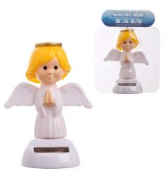 A novelty angel solar pal. A great gift item and stocking filler for the season.