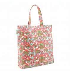 A stylish and practical large shopper in the popular William Morris design.