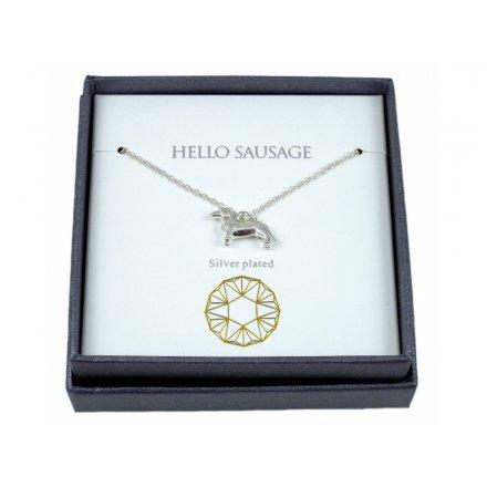 Hello Sausage Necklace
