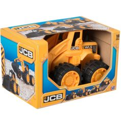 A fantastic JCB wheeled loader toy. Ideal for digger and exploring adventures.