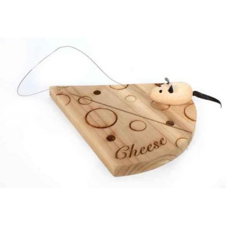 Cheese Board and Mouse