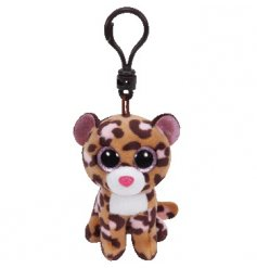 Clip Patches to your bag and carry this adorable TY Beanie Boo clip wherever you go.