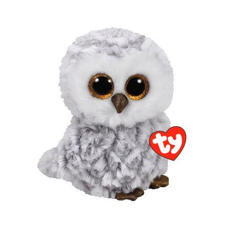 Owlette Beanie Boo TY Soft Toy