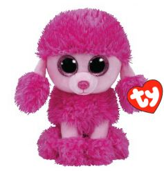 A cute as can be poodle beanie boo from the popular TY range.