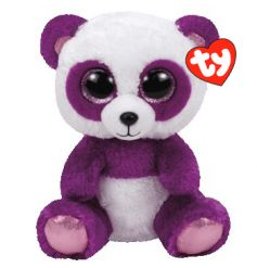 A plush and completely adorable Panda Bear soft toy from the TY range.