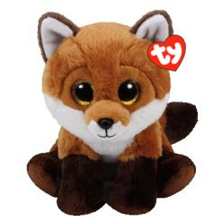 Keep your little ones entertained with this adorable Fay Fox Beanie Boo from the popular TY range.