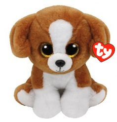 An adorable dog Beanie Boo TY toy. A great collectable item.