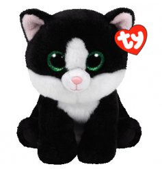 A soft to touch beanie baby toy from the official TY range. A great collectable item.