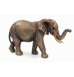 A fine quality elephant figure from the popular Bronzed Reflections range.