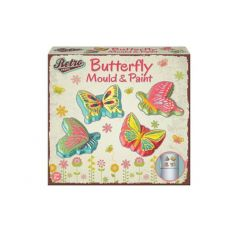 Get creative with this fun and interactive activity set with retro packaging. Perfect for rainy days!